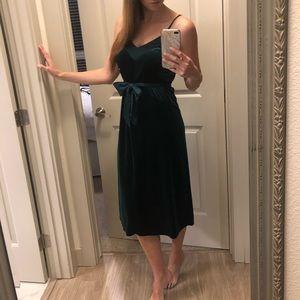 Beautiful Velvet Dress | Like New! |
